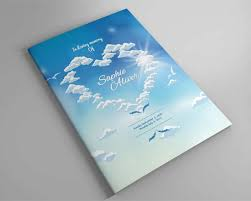 funeral booklet funeral booklet templates free premium templates creative