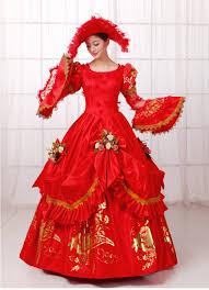 Halloween Costume Ball Gown Aliexpress Buy European Court Evening Queen Dress Women