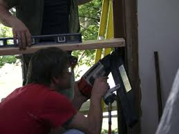how to do a door to window conversion hgtv