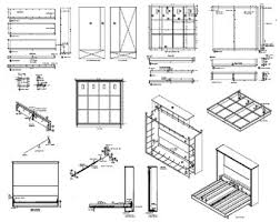 Murphy Bed With Desk Plans Plans To Build Your Own Murphy Bed