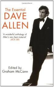 the essential dave allen by graham mccann