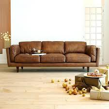 nettoyer canape cuir canape produit d entretien canape cuir alinea en 3 places ph 50