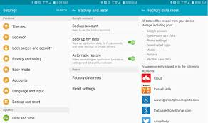 how to erase and reset your galaxy s6 and why you u0027d want to