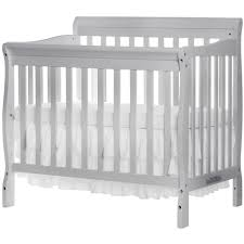 3 In 1 Mini Crib On Me 3 In 1 Aden Convertible Mini Crib Grey 628g Ny