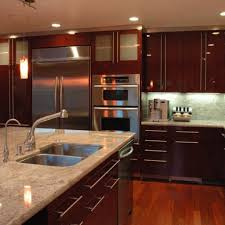 kitchen high gloss brown kitchen cabinets diy kitchen cabinets