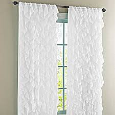 shabby chic curtains amazon com