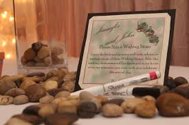 wedding wishing stones stoney point events venue altoona pa weddingwire