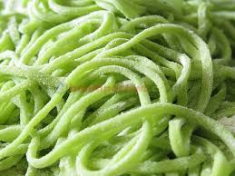 membuat mie warna ungu membuat mie hijau dari sayuran benih pertiwi