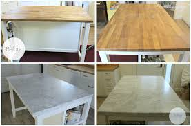 Kitchen Island Ikea Hack by Ikea Island Hack