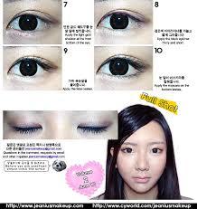 make up korea yang kelihatan tidak mengenakan solekan ini seperti memaparkan kecantikan wajah secara semulajadi solekan make up natural1 ala