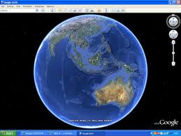How To Make A Map Map In The Earth Make A Map Of Using Google Earth