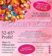wooden roses wooden roses fundraiser