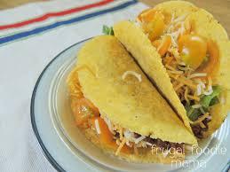 frugal foodie mama 3 ingredient crock pot beef tacos