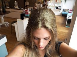 halloween hair with duck u0026 dry cocoa chelsea