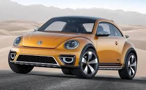 volkswagen mini macho mini car makeovers 2014 volkswagen beetle dune concept