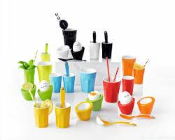 Crazy Mugs by Asa Espresso Kopjes Crazy Mugs Blauw 100 Ml Kopen Cookinglife