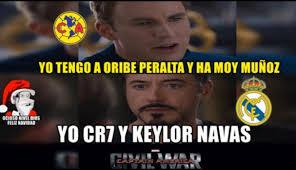 Meme Mexicano - real madrid vs am礬rica memes se burlan del cuadro mexicano