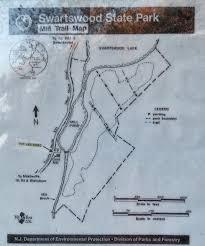 Grayson Highlands State Park Map by Gone Hikin U0027 Swartswood State Park Nj Grist Mill Trail