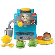 cuisine vtech vtech ma machine à expresso achat vente dinette
