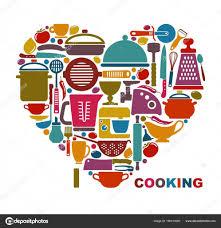 j aime cuisiner j aime cuisiner image vectorielle klava 160413560