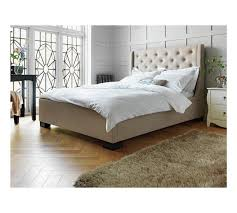 Quilted Bed Frame Buy Of House Levena Quilted Bed Frame At