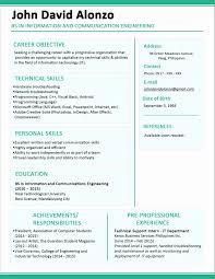 professional resume format for mca freshers pdf creator resume format bca oneswordnet