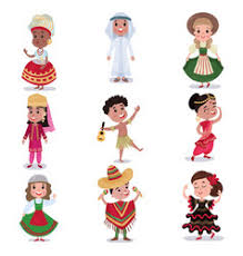 philippines traditional clothing for kids traditional costume vector images over 12 000