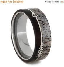 mens wedding rings titanium meteorite ring meteorite wedding band meteor by jewelrybyjohan
