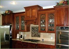 etched glass kitchen cabinet doors etched glass kitchen cabinet doors high designs for cute interior