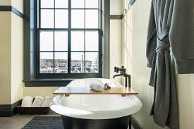 Hotel Bathroom Accessories Steal This Look A Bedroom Suite At The New Ace Hotel Pittsburgh