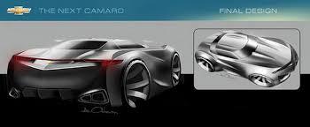 camaro 2015 concept chevrolet camaro futuristically envisioned by design