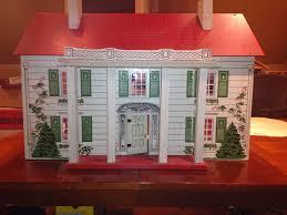 tulsa tiny stuff 1940 u0027s rich southern colonial doll house