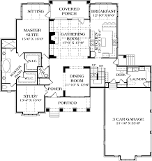 walkout basement floor plans luxury craftsman with walkout basement 17521lv architectural
