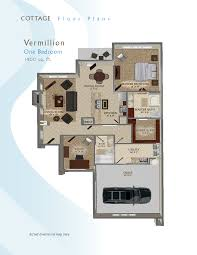 Cottages Floor Plans Floor Plans Rio Terra