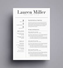 2 page resume template resume template cv template for word cover letter two page