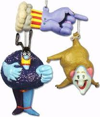 beatles yellow submarine glove blue meanie the