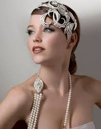 1920 hair accessories great gatsby hair accessories wedding tips and inspiration