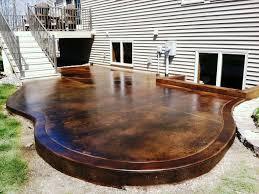 Outdoor Concrete Patio Designs Concrete Patio Landscaping Ideas Outdoor Concrete Patio Designs