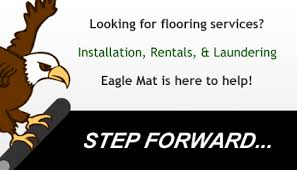 Commercial Flooring Services Commercial Flooring Services Eagle Mat