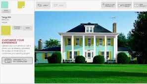 5 free online house paint simulator to paint house virtually