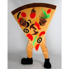 Pizza Halloween Costume Discount Pizza Fancy Dress 2017 Pizza Fancy Dress Sale