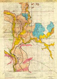United States Radon Map by Www Sdgs Usd Edu Pubs Scans