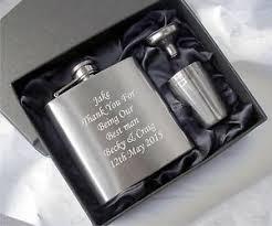 wedding gift for groom engraved hip flask christmas gift wedding gift of the