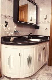 art deco bathroom vanities regia vintage vanity unit nyc design