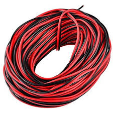 65 6ft extension cable wire cord jackyled 20m 22awg cable for led