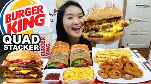 siege burger king burger king stackers rings cheesy fries beef chicken