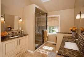 Mosaic Bathroom Mirror Light Emperador Marble Bathroom Traditional With Accent Mosaic