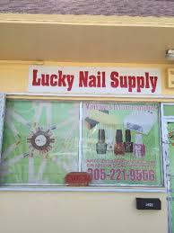lucky nail supply glamour nail salon