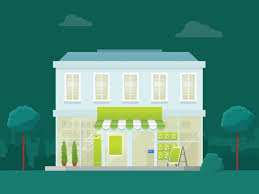 house animated house animated build up by jacques alomo dribbble
