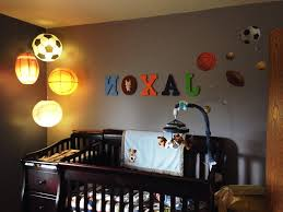 baby nursery very cute puppies and sports themed ba boy room